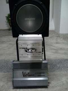 2 power M 12 inch sound woofer