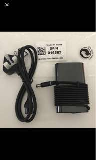 Dell 65W Laptop Notebook Original Slim AC Power Adapter Charger