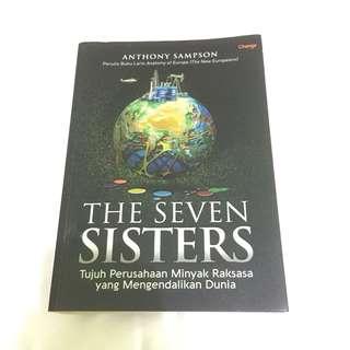 The Seven Sisters Tujuh Perusahaan Minyak Raksasa yang Mengendalikan Dunia - Anthony Sampson