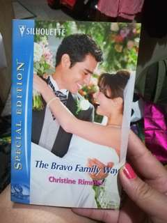 Mills and Boon Special Edition The Bravo Family Way