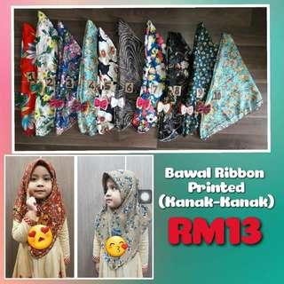 Bawal ribbon