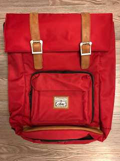 Rite Multi-functional Backpack (Red)