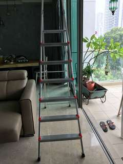 Almost new ladder for sale