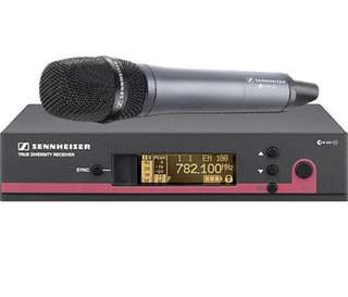 Sennheiser ew135 G3 wireless mic