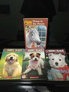 The puppy place 系列(Apple series)