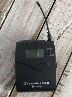 Sennheiser Wireless Bodypack SK100 G3