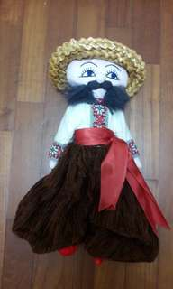 Russian doll (hight roughly 33cm)
