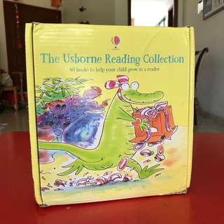 Usborne My Third Reading Library (40 books)