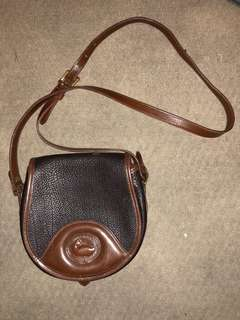 Vintage Genuine Leather Satchel