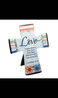 Precious Thots Cross: Love Never Fails