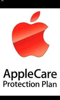 "WTB Applecare Plan 13"" Macbook Pro"