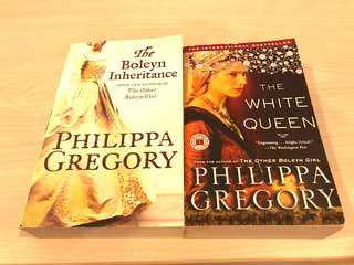 Phillipa Gregory - English historical fiction