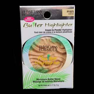 🚚 INSTOCK!Physicians Formula Butter Highlighter (Champagne)