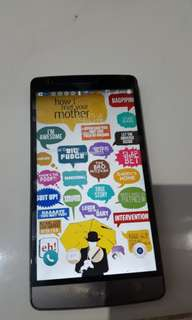 Smartphone LG G3 Beat #kanopixcarousell