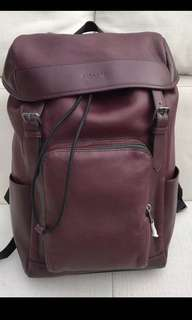 Original coach men backpack laptop bag backpack