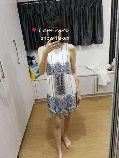 Zara Ethnic Dress