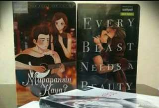 Looking for this books. EBNB at MK by jonaxx