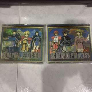 Japanese Anime cartoon series VCD