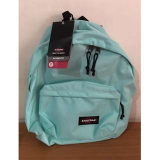 Eastpak Teal Backpack