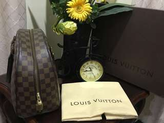 Authentic Louis Vuitton Nolita Damiere