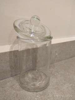 multipurpose glass container