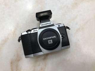 Limited silver Olympus OMD OM-D E-M5 EM5 Body
