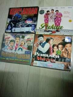 Movie Melayu pukau,  kepulangan, pembunuh misteri dan pelakon popular