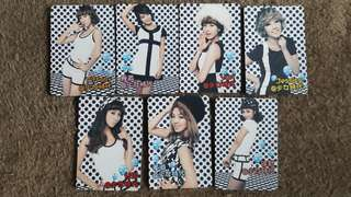 Girls' Generation 少女時代 HOOT yes card (不散賣)