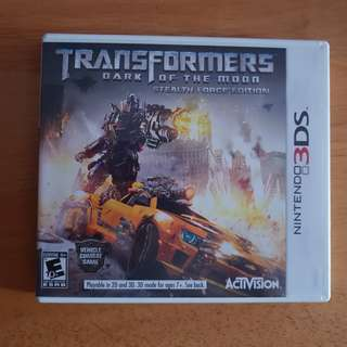 3DS Transformers: Dark of The Moon Stealth Edition