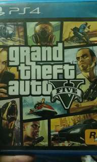 PS4 GTA for sale