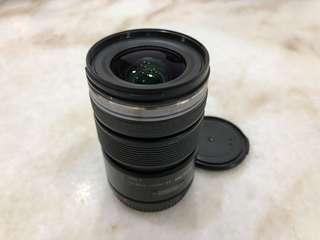 Olympus M.Zuiko 12-50mm zoom lens