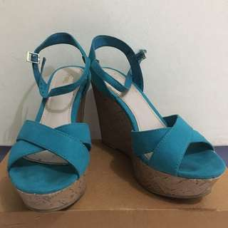 Fioni by Payless Wedges