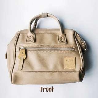 💜 Anello 2-Way Yellow Mini Bag