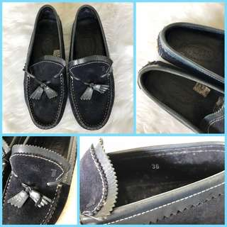 Tod's Loafers Blue