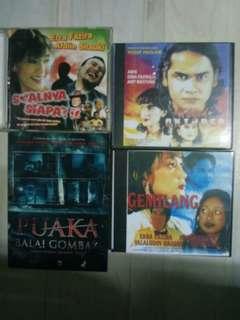 Cd Movie melayu