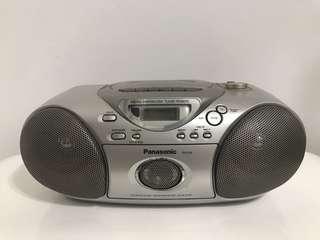 🚚 Panasonic RX-D25 Portable Radio