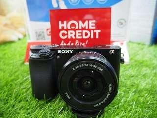 Kredit Kamera Sony A6000 Proses Cepat Cuman 3 Menit Cicilan 0%