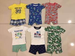 Carter's Set clothes