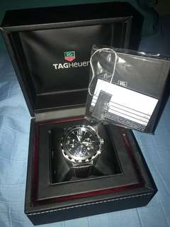 Tag Heuer Watch - Repriced