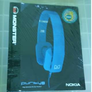 Brand New! Nokia Monster Headphones for sale at $190