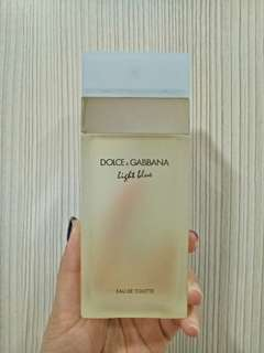 D&G Light Blue EDT
