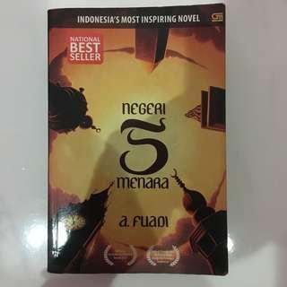 Buku Negeri 5 Menara