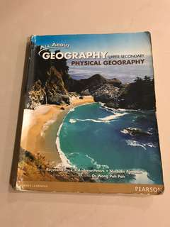 All about geography Physical Geography Textbook
