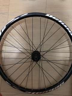 Atomlab wheelset hope pro 2 hubs