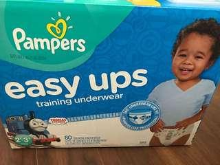 pampers easy ups pull ups sealed