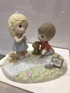 Precious Moments 2011 collectors' club cc119004