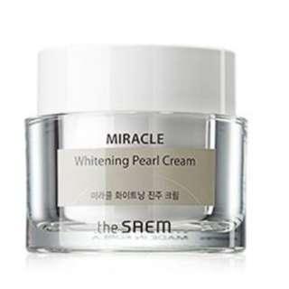 Miracle Whitening Pearl Cream