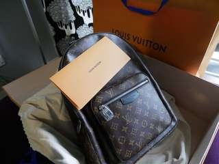 Louis Vuitton Josh Backpack LV