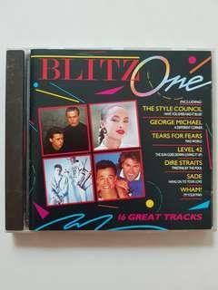 CD Blitz One - 16 Great Tracks
