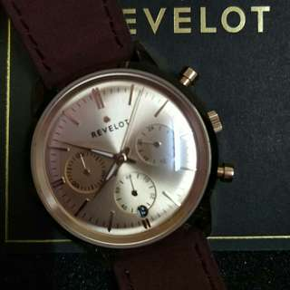 Revelot unisex watch